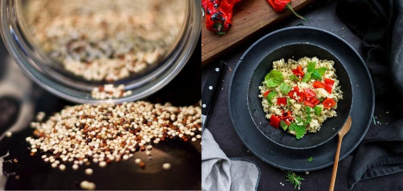 低熱量高蛋白的藜麥,健康減肥的最佳良伴!