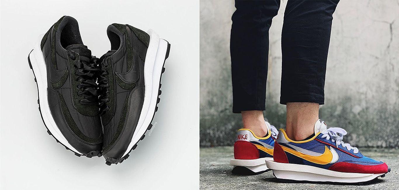鬆餅鞋是什麼?不只是Nike開山跑鞋之一,更是目前聯名款的熱門鞋型!