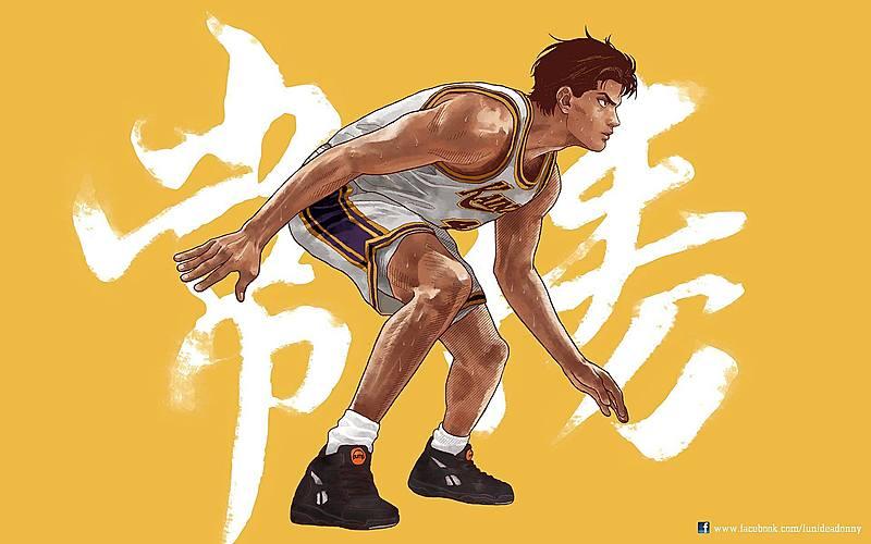 《Slam Dunk》熱潮!球員戰靴都穿些什麼?