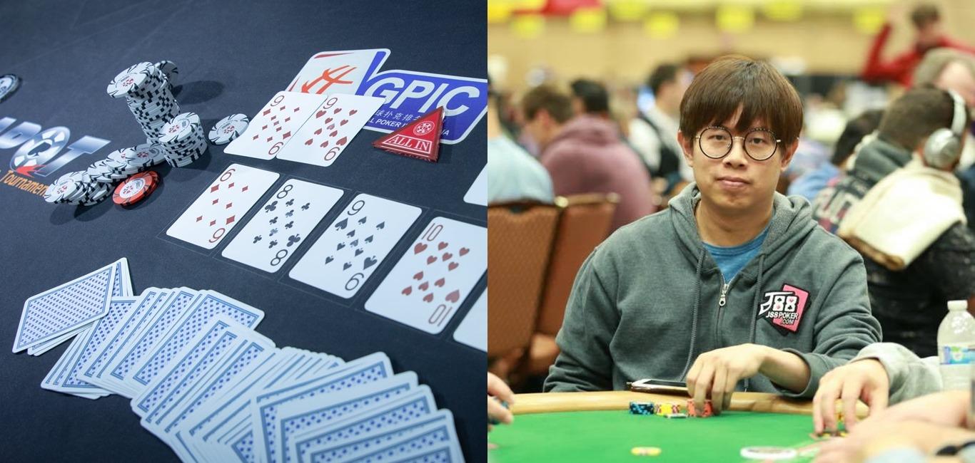 走出屬於自己的路,亞洲排名冠軍「德州撲克」選手-傑克船長吳恩慶Jack Wu
