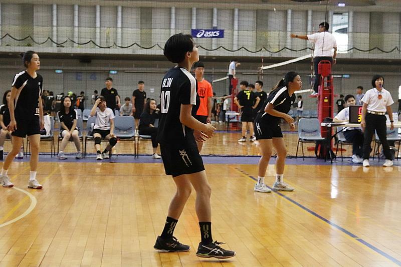 排球的重點不在球,而是並肩作戰的隊友 – 李亮璇