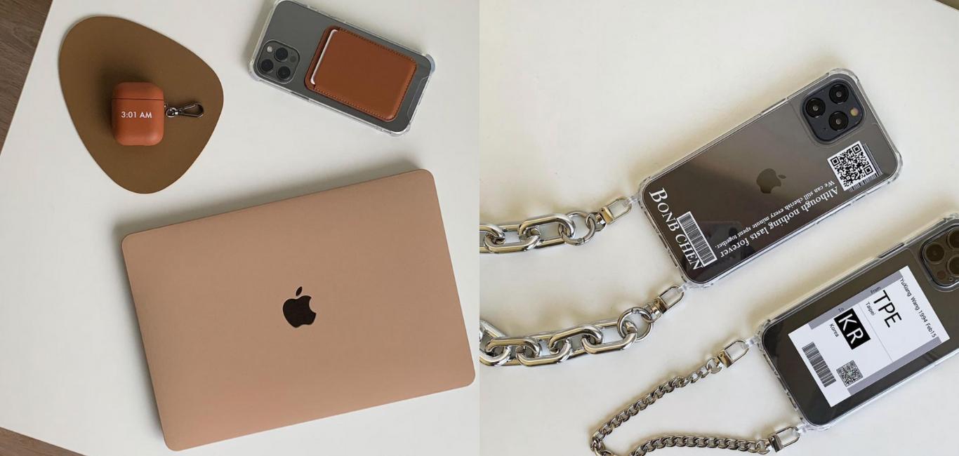 看膩你的配件?AirPods、AppleWatch、iPhone這樣搭,升級你的日常時尚!