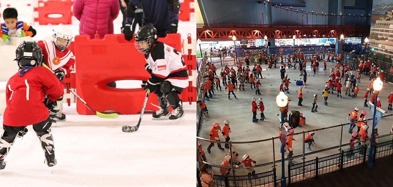 週末新去處!全台五處滑冰場讓你體驗滑行樂趣!