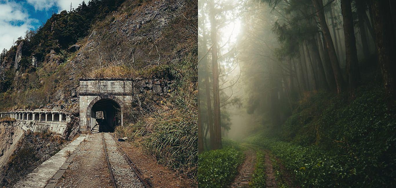 穿越時光隧道來到人間秘境,失落的「眠月線」為何吸引各路登山客前往?