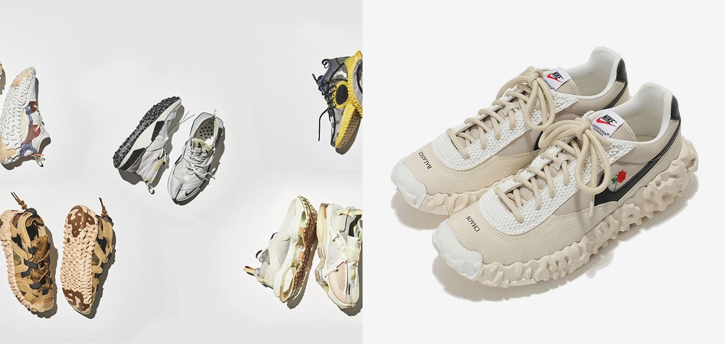 錯過 sacai 沒關係!UNDERCOVER x Nike 聯乘曝光!