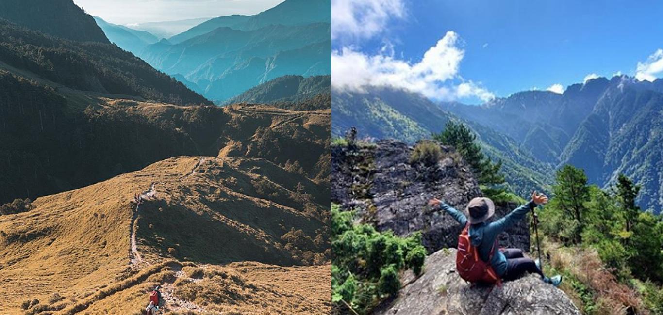 想征服百岳?就從這3條入門級登山路線開始!