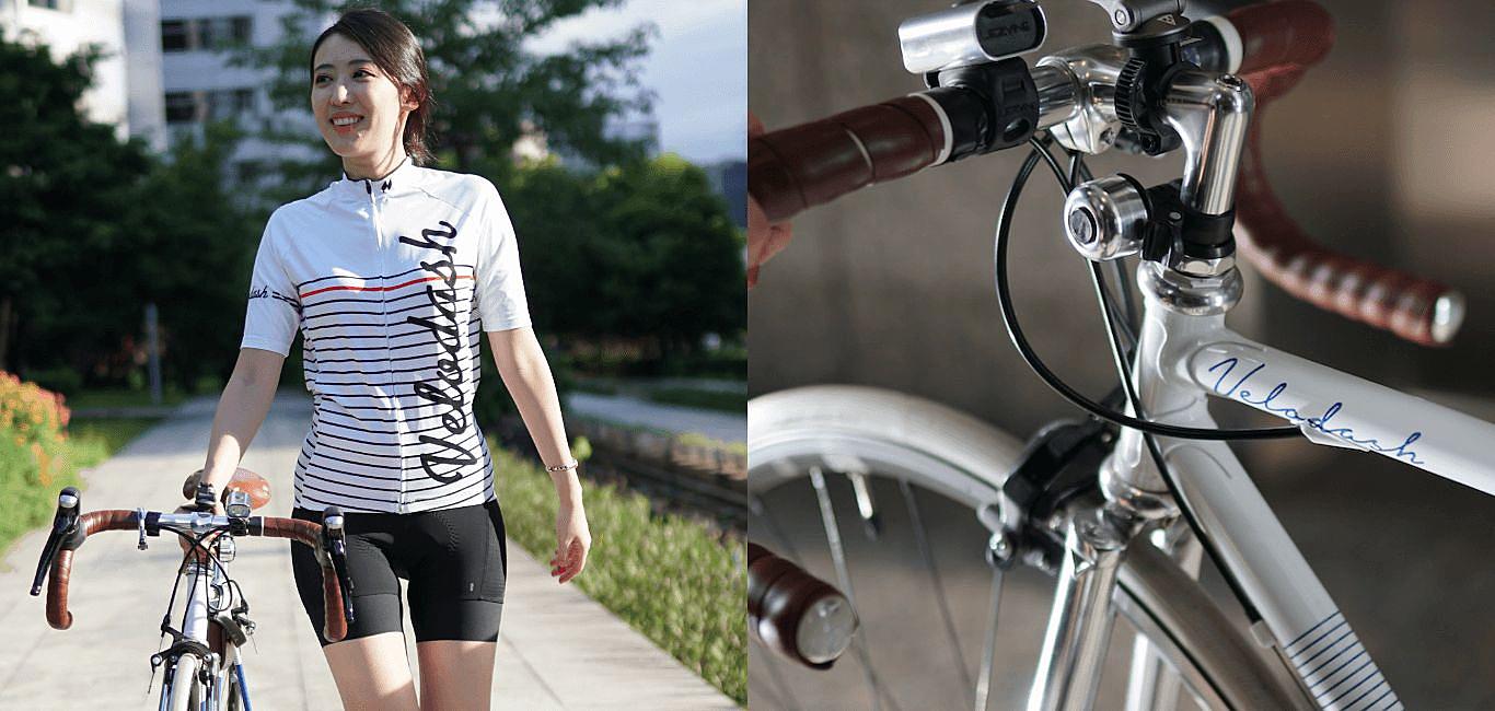 單車是自由地享受當下,想保持平衡就得勇往直前-Velodash 創辦人黃彥菱