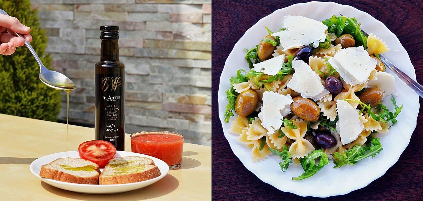 地中海飲食好處多:減重、護心血管,讓身體機能更上一層樓!