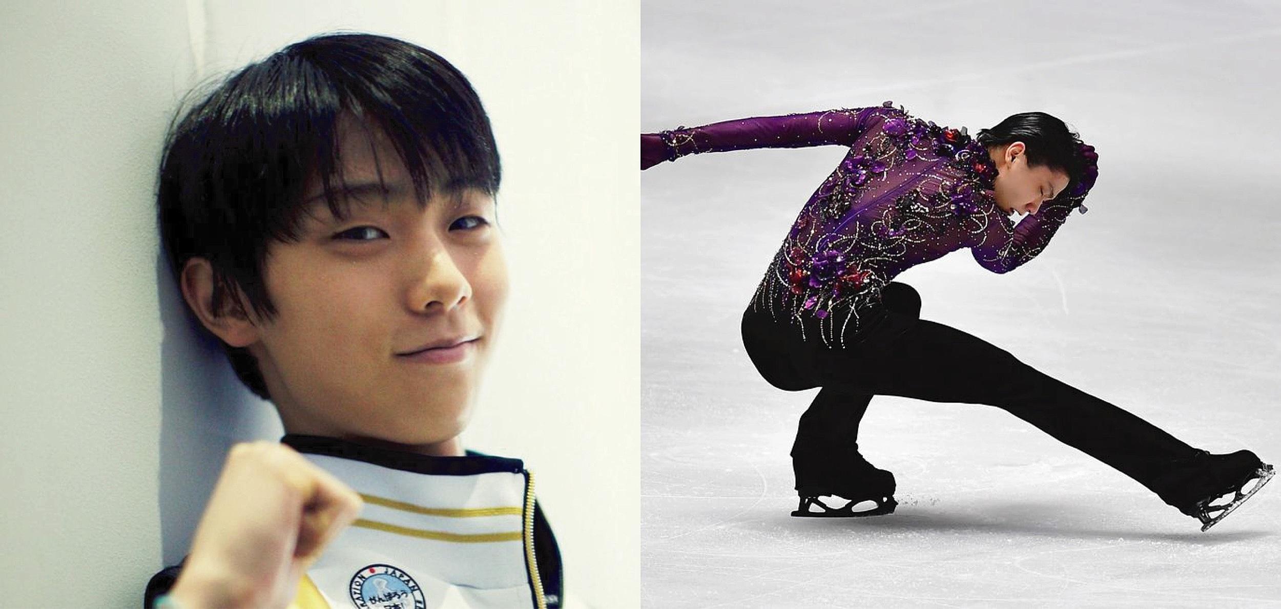 屢獲冬奧獎牌也是日劇演員!冰上王子-羽生結弦