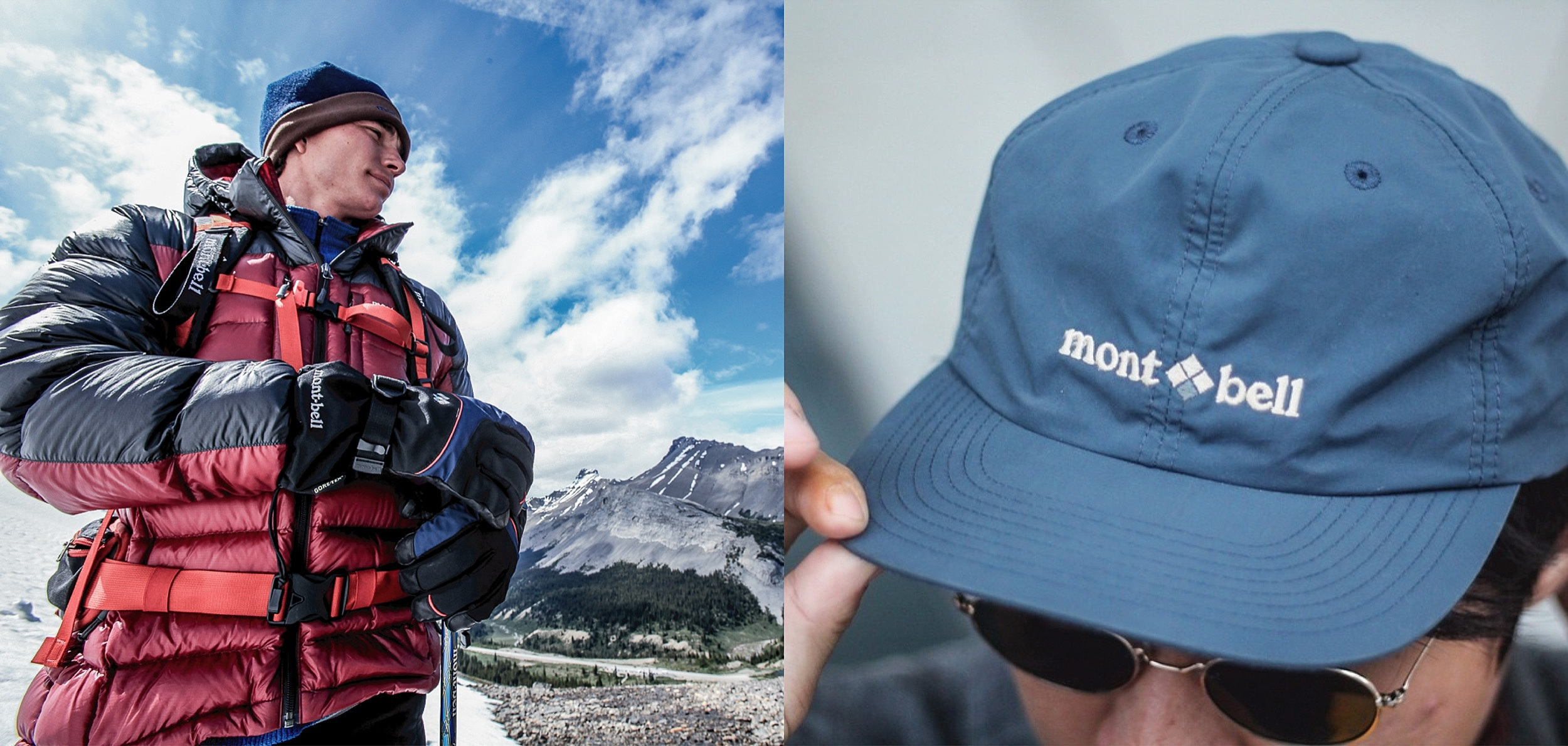 登山不再費力!一窺 mont-bell 「輕即是美」品牌理念