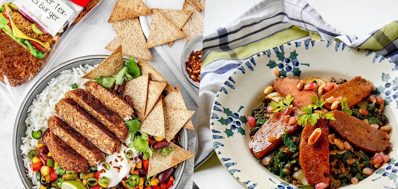 居然這麼優秀!歐美瘋吃蛋白質含量超高的『麵筋Seitan』,跟上嗎?