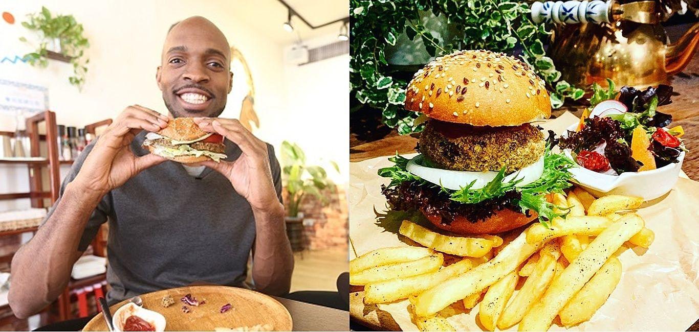 揭密台灣籃球明星「Q戴維斯」的蔬食理念,讓他成為更健康的人!