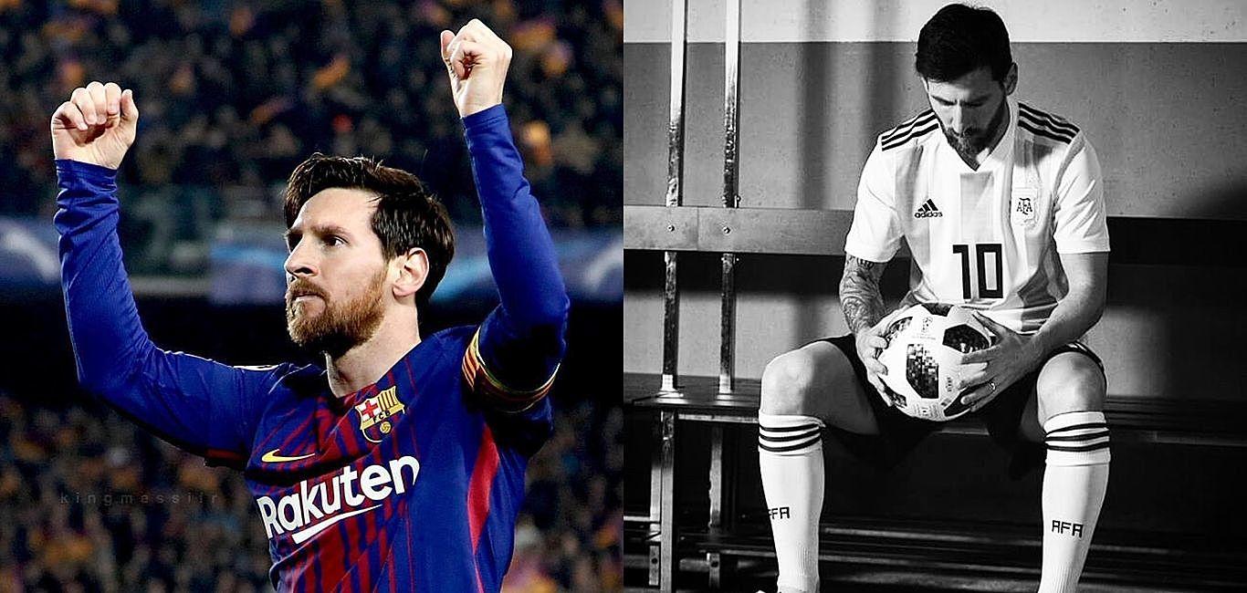 梅西「離隊事件」專訪:足球世界有很多虛偽的人,這傷害了我