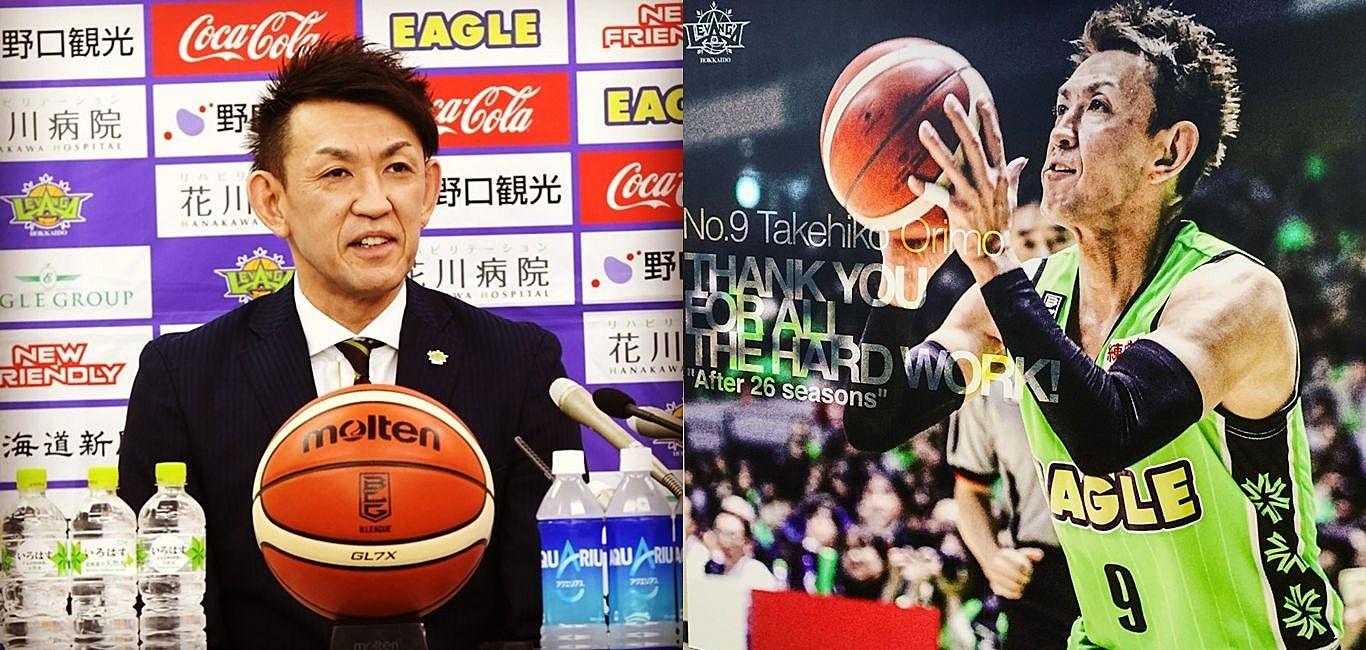 50歲、27個賽季和10000分,日本籃壇活傳奇「折茂武彥」的故事