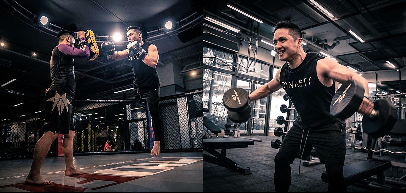 打造生活態度,是健身追求的本質-Dynasty創辦人邱樂偉