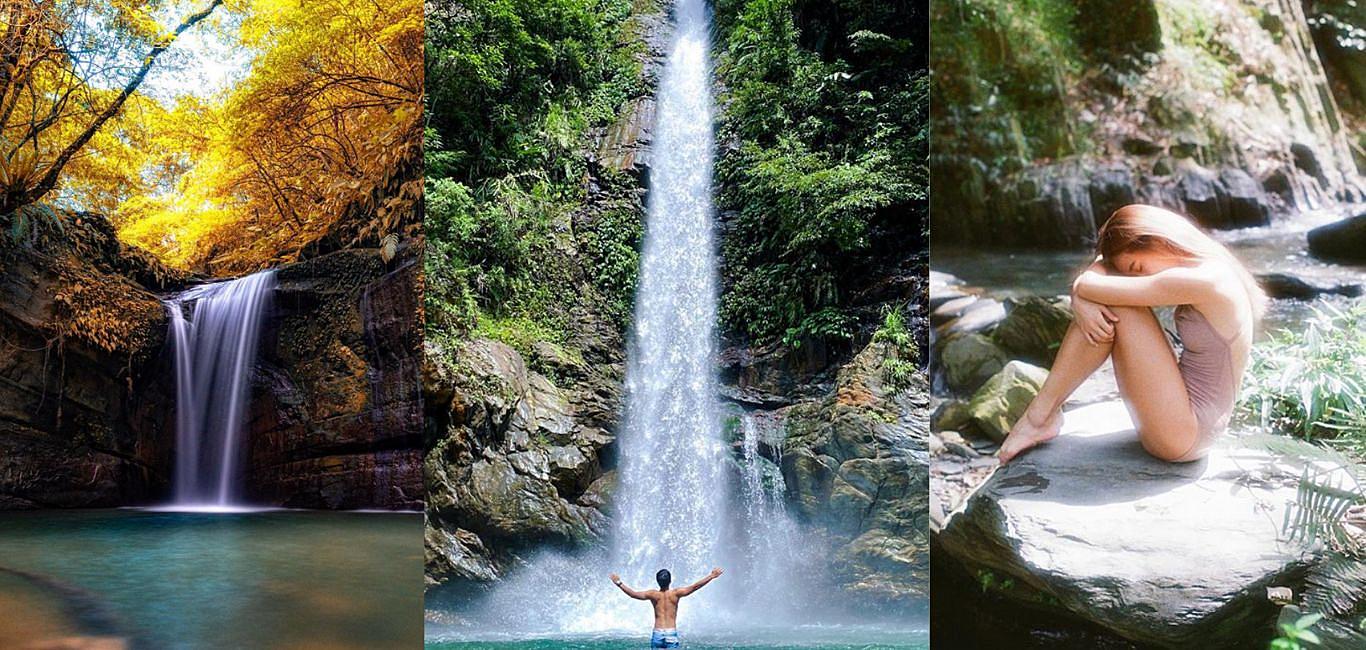 沁涼一夏!北中南各地,帶你跳入十條跳水瀑布