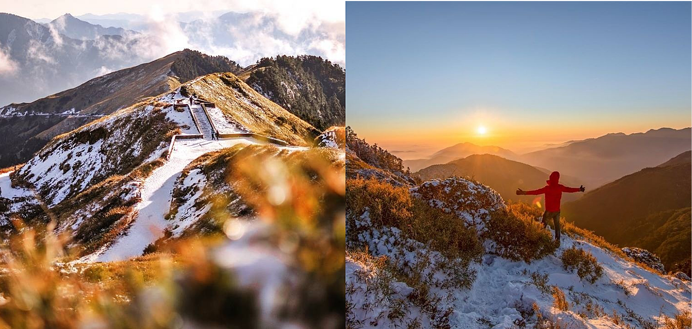 台灣雪季登山攻略!合歡山登山路線、必帶裝備一次看