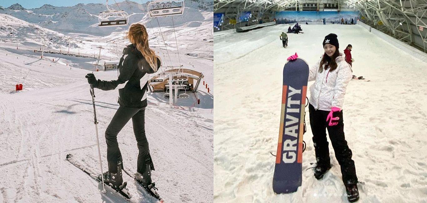 不用出國就能享受異國般雪景?台灣室內滑雪場報你知