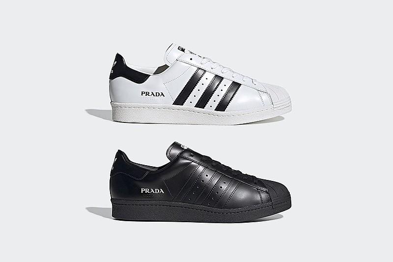 兩度攜手 PRADA!adidas Originals Superstar 魅力何在?