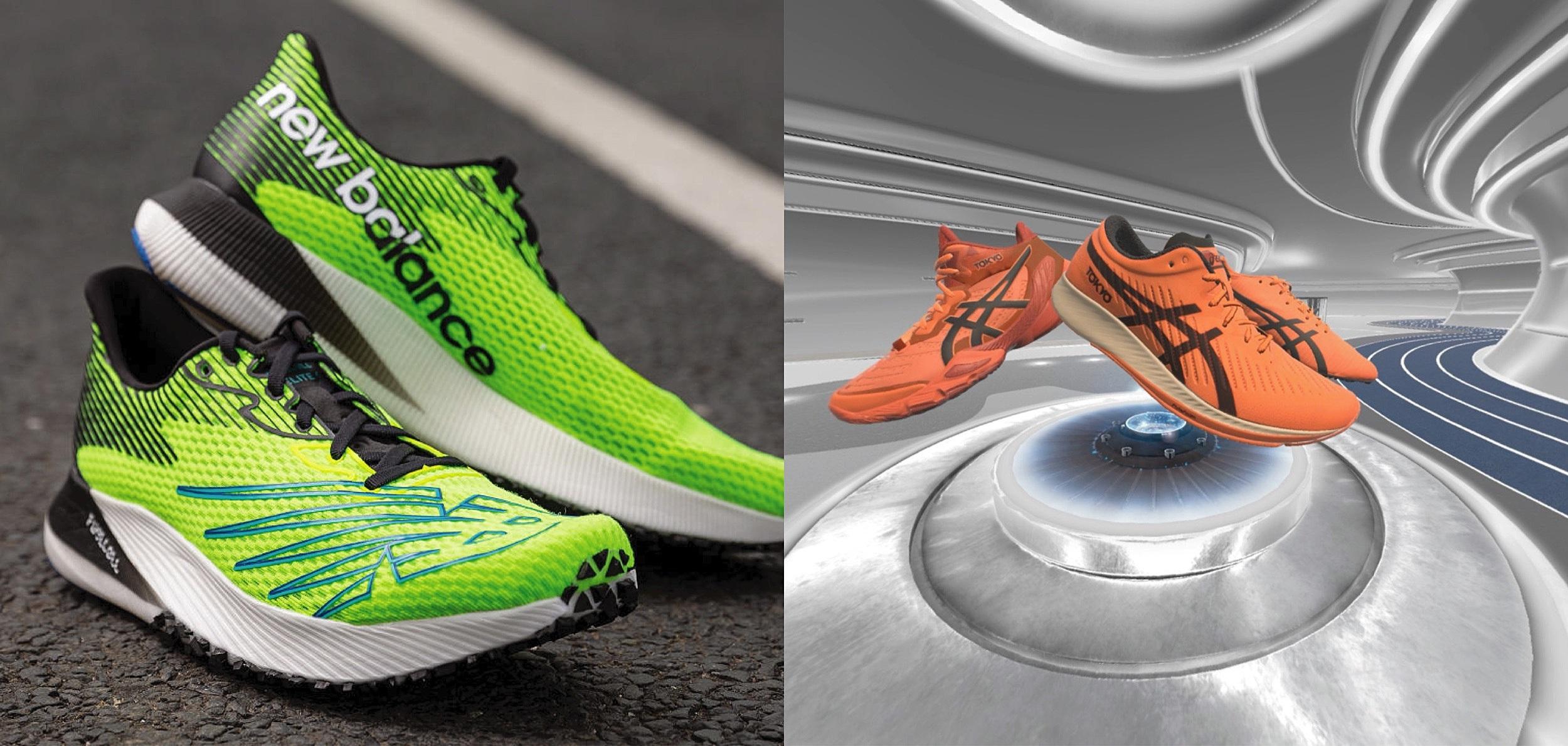 倫敦馬拉松穿什麼?運動跑鞋不再是Nike獨大!