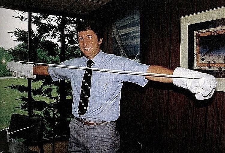 堪稱防水面料之父!Bob Gore 如何建造 GORE-TEX 王國!