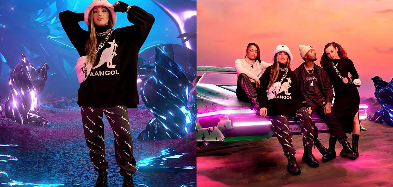 不可錯過的嘻哈運動風!快跟著英國最佳女歌手穿上H&M X Kangol時尚單品
