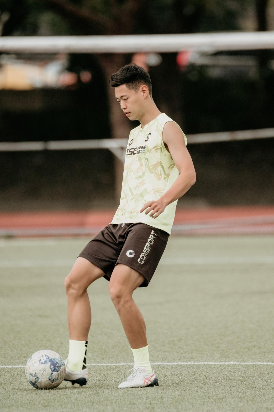 賽事沒人看、待遇低,國家隊足球員程昊:堅持是因不想後悔