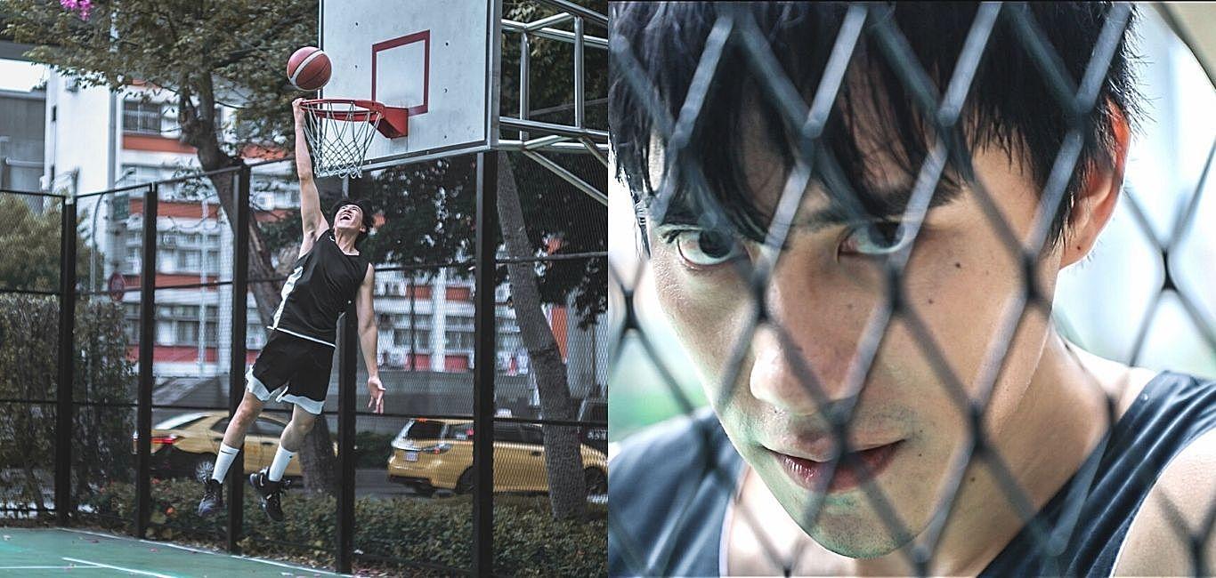 籃球到勇敢追夢,從男孩變男人,運動一直都在-潘君侖Masha