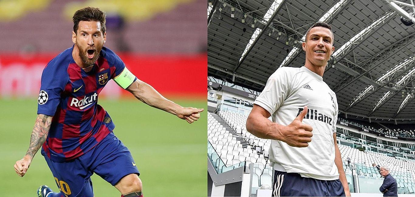 《富比士》2020足壇收入榜:梅西擠下C羅成吸金皇帝!