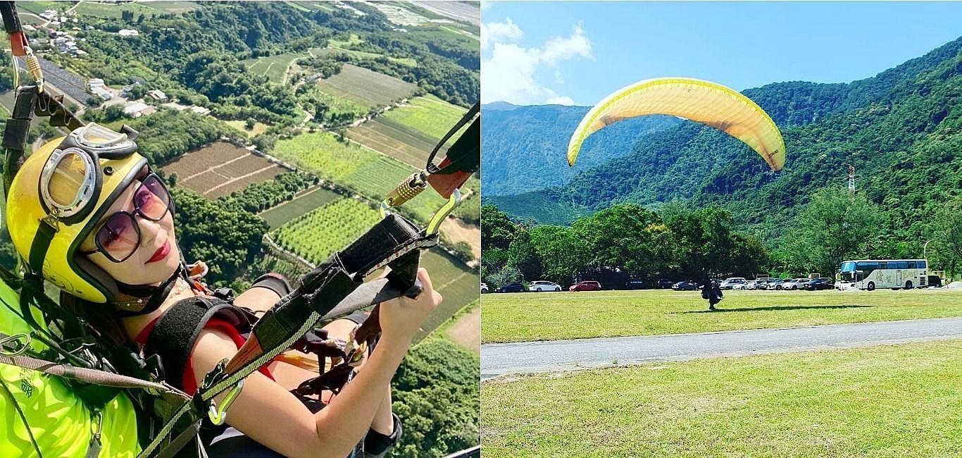 全台飛行傘體驗攻略!讓你享受高空翱翔的極限快感