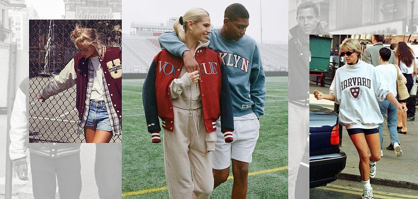 不敗單品-風靡嘻哈圈的棒球外套,竟源自於哈佛大學