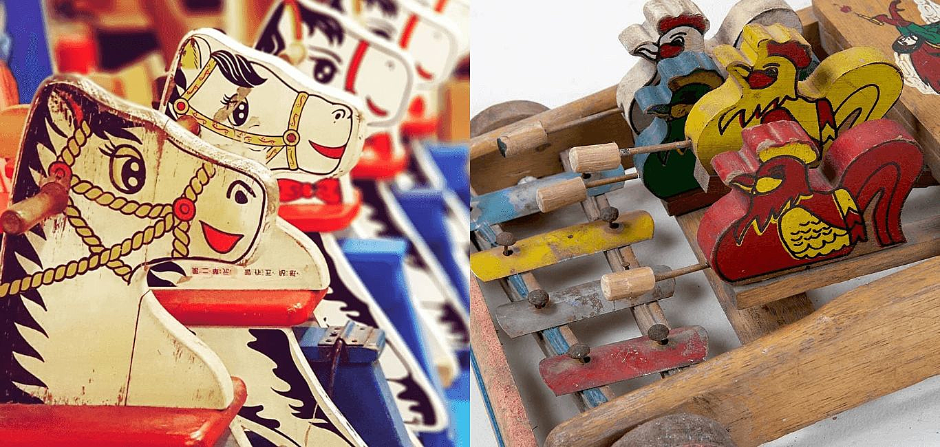 親子運動同遊好選擇 傳承臺灣玩具歷史的博物館