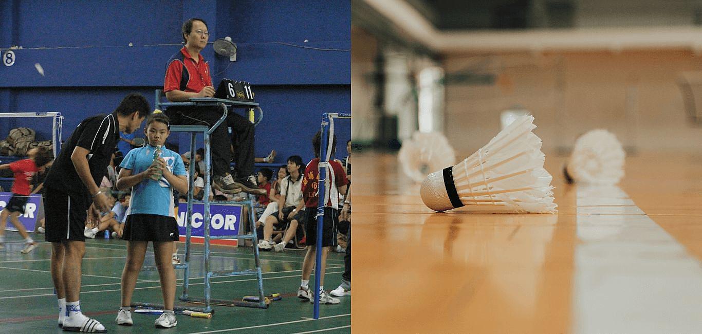 建立學習羽球正確觀念 臺灣傳奇球星李謀周獨家分享