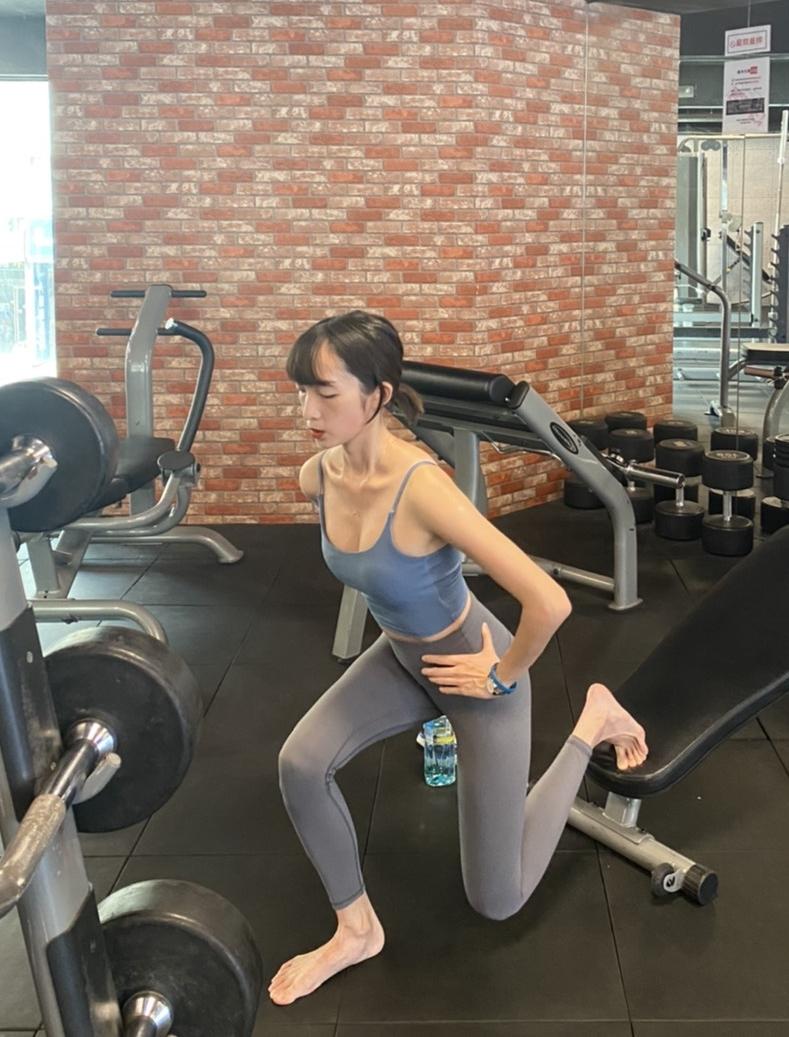 女性健身「新手必讀」,蜜桃臀訓練課表!