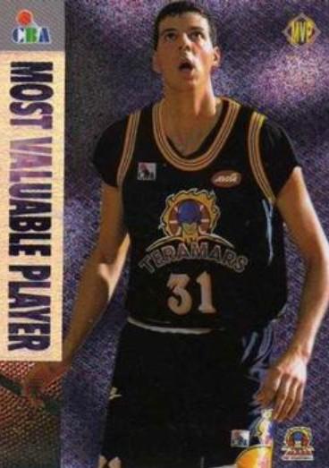 泰勒,中華職籃CBA史上最佳球員