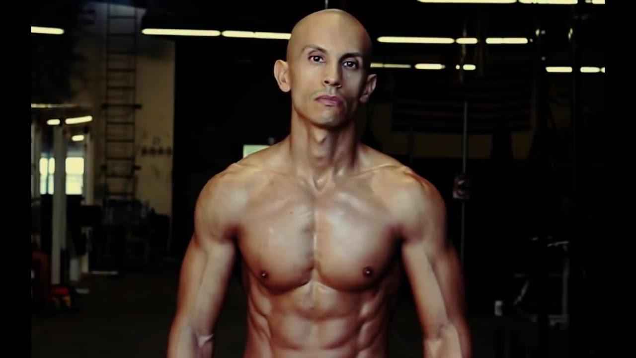 健康飲食又能快速增肌,「超人」Frank Medrano都崇尚的素食主義!