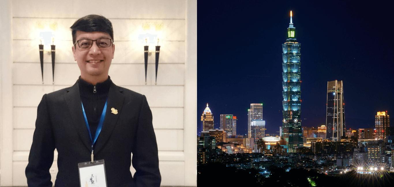 享譽盛名的「金牌導遊」陳皇蒔,帶領遊客享受臺灣之美