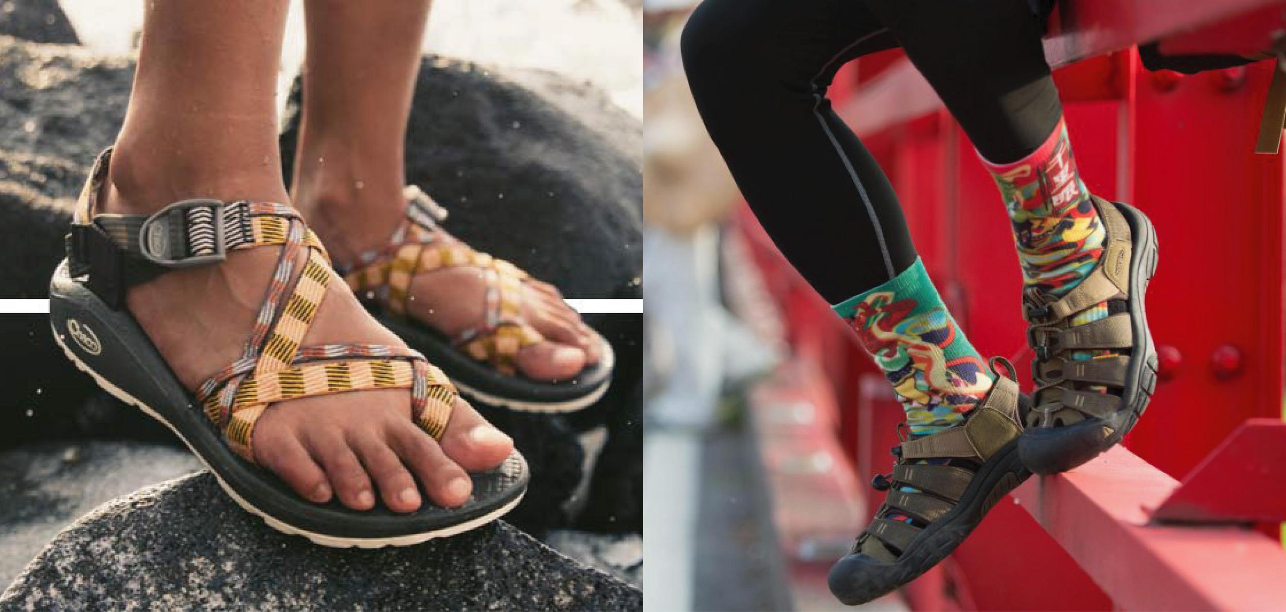 兼具外型與性能,遊走於戶外與都市之間:四款品牌涼鞋推薦