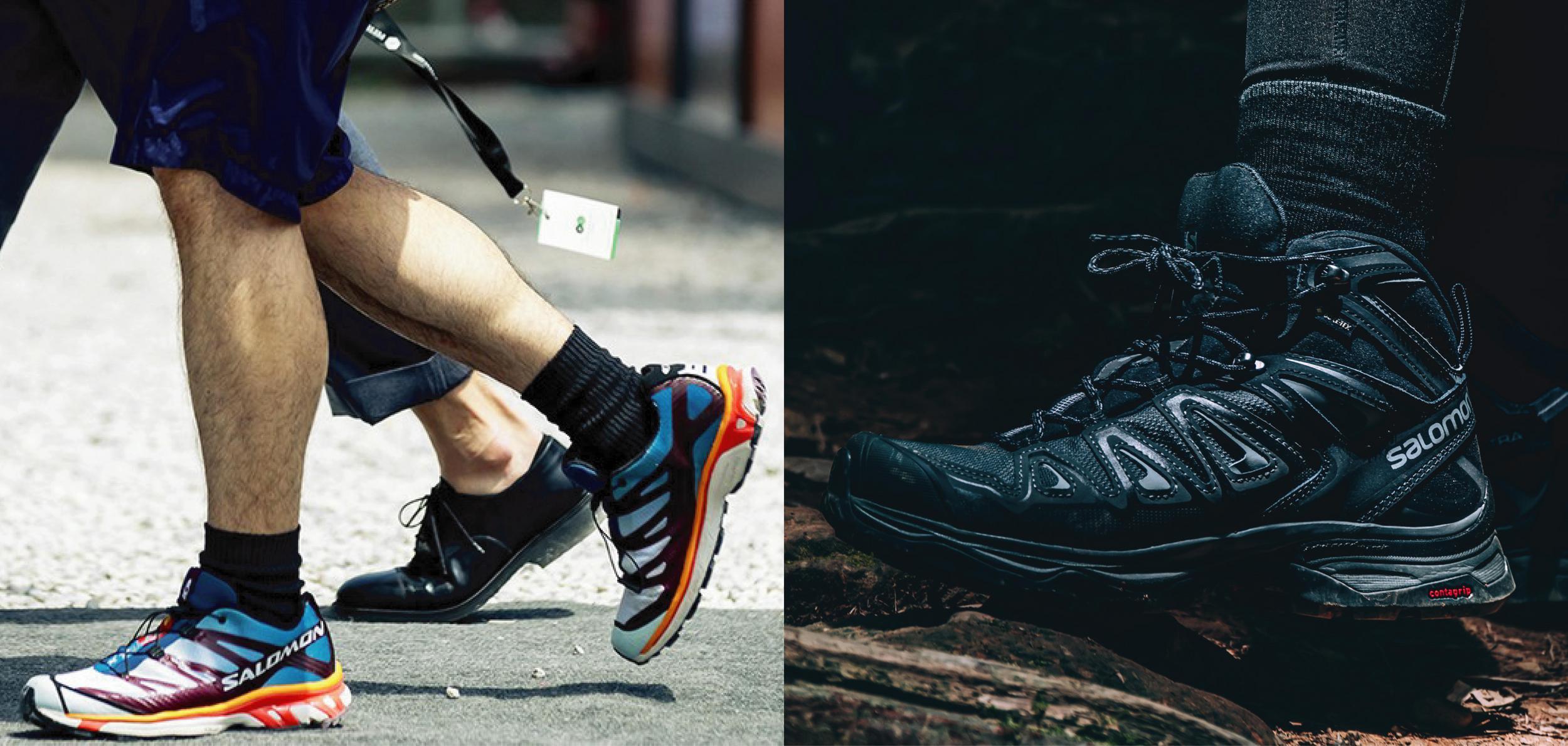 越野跑鞋大勢選擇!兼具潮流與機能,來自法國的Salomon值得期待