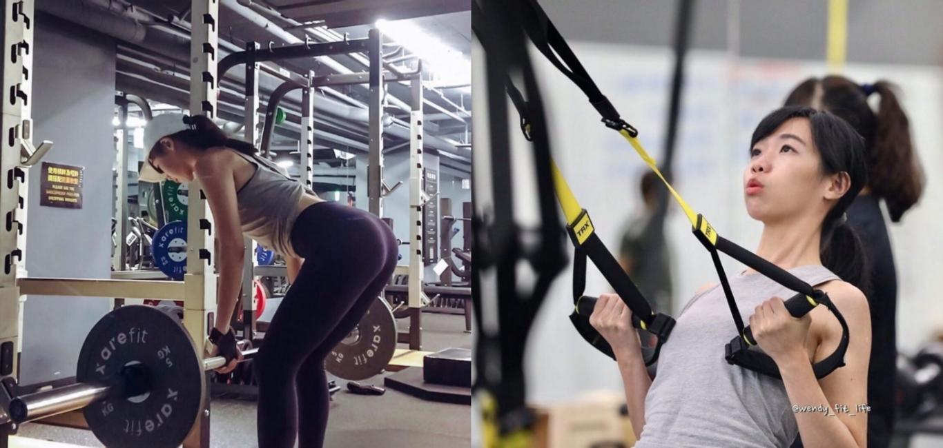 走過膝蓋壞死,辭去公職的教練Wendy:「健身看見不同的自己」