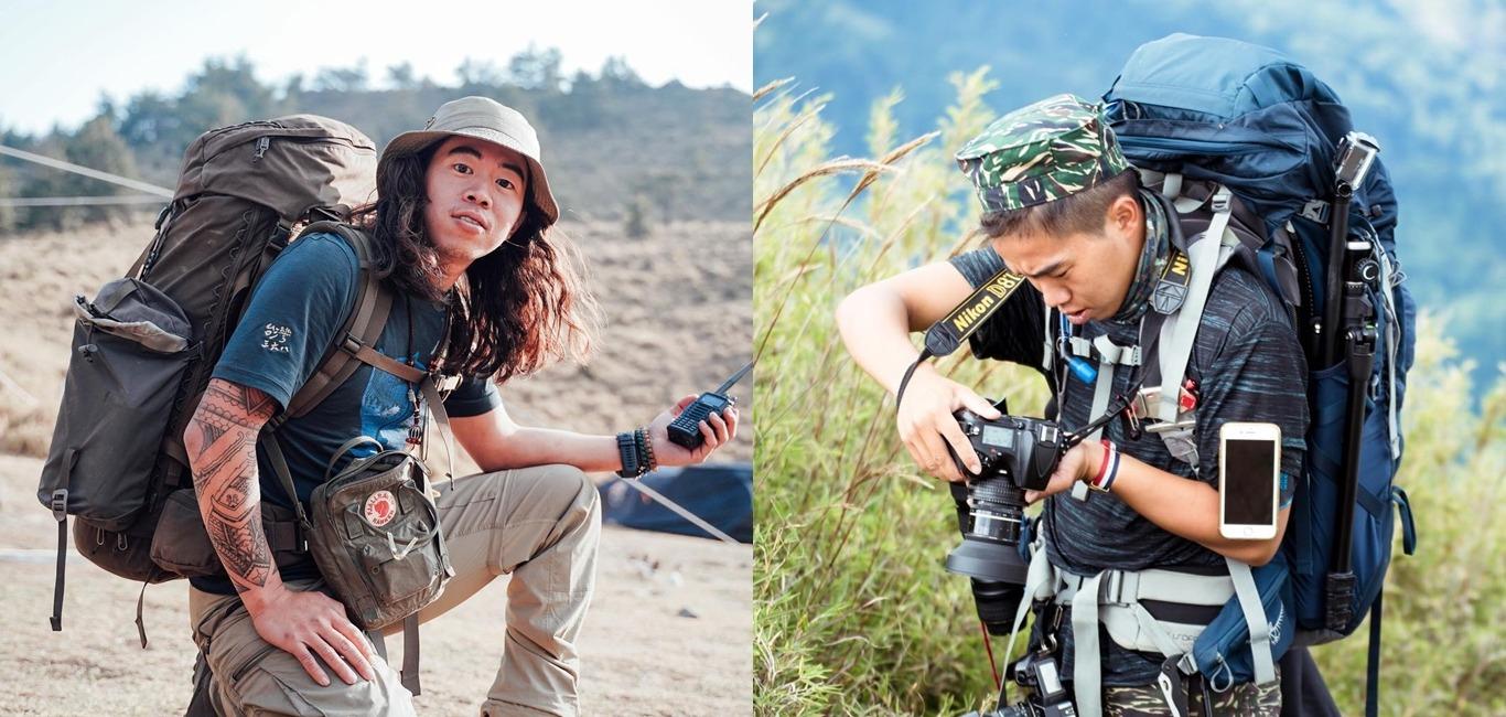 在這資訊變遷快速的社會,徜徉於台灣山林之美-「台灣三六八」陳彥宇