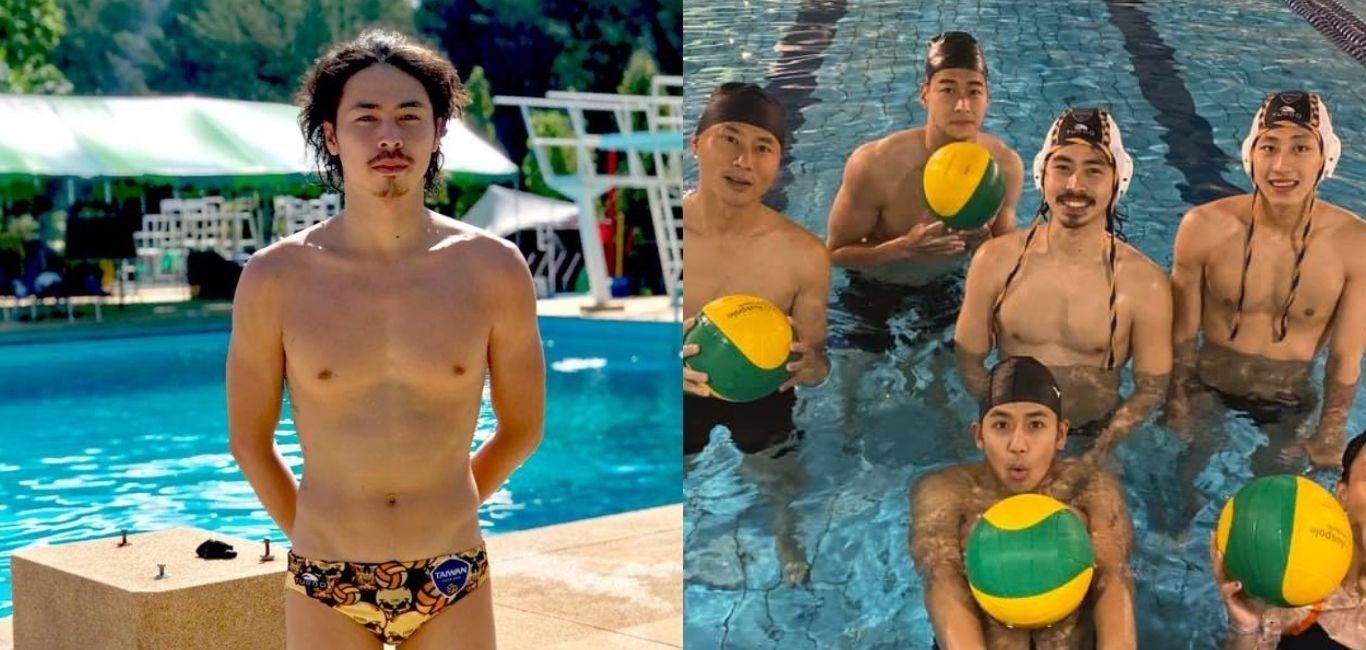 闖不出成績的游泳選手,自創無限可能-水球國手、俱樂部創辦人羅淼